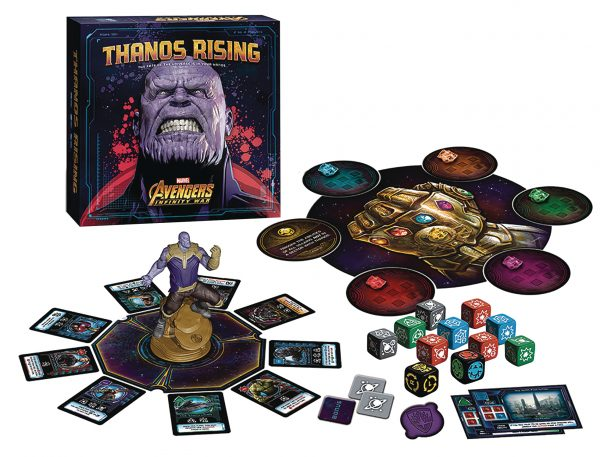 thanos rising boardgame