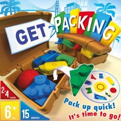 get packing boardgame